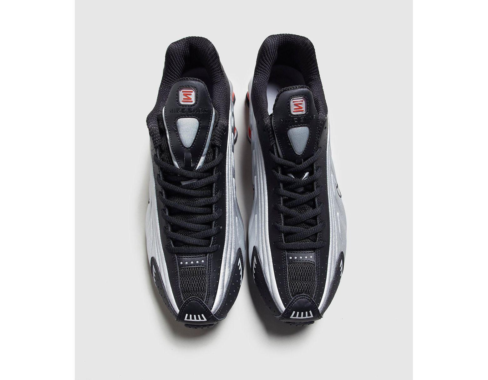 Shox En Métallisé Pour R4 Coloris Lyst Nike Homme nkXO80Pw