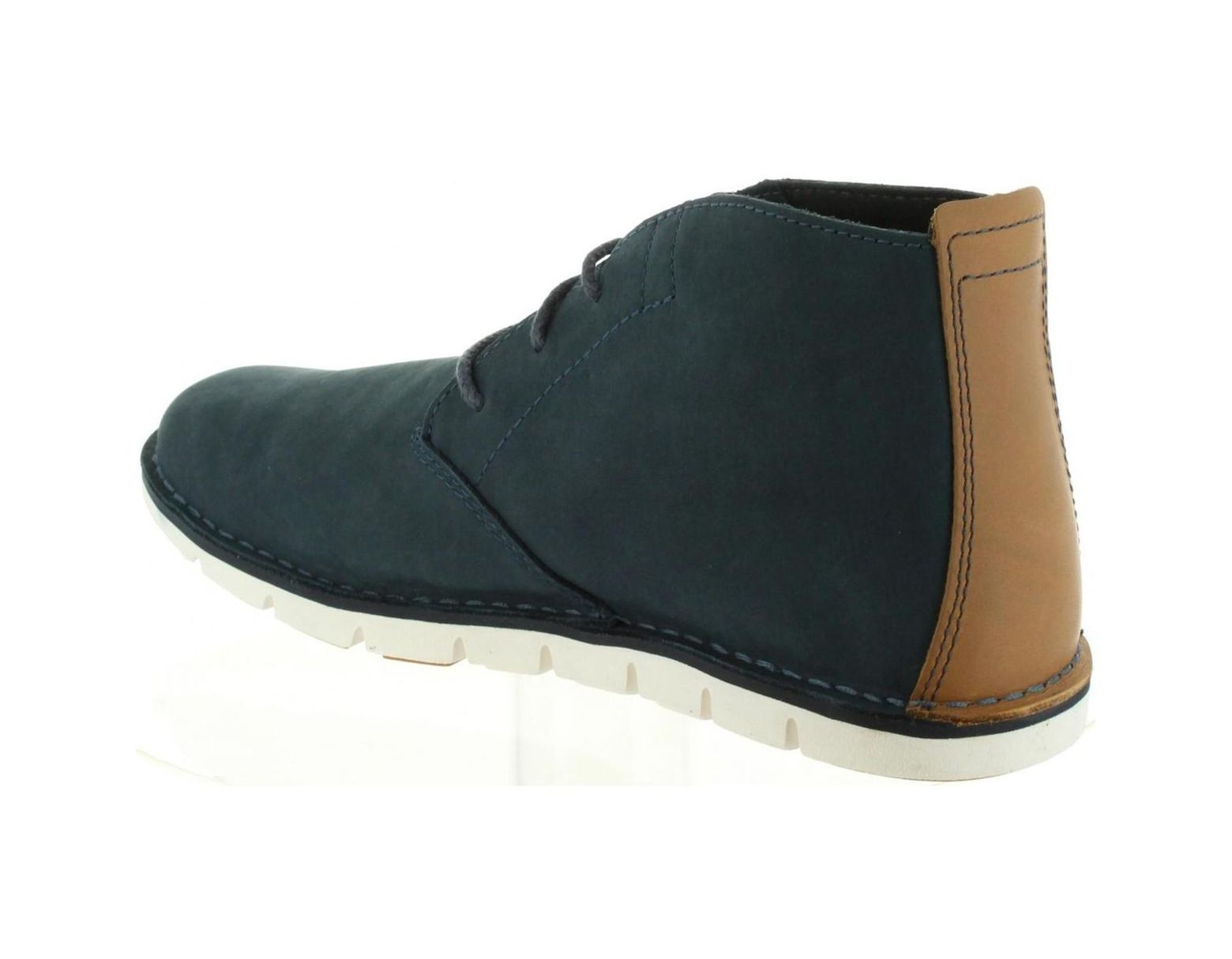 Bleu A1per Hommes Boots En Tidelands EI92DH
