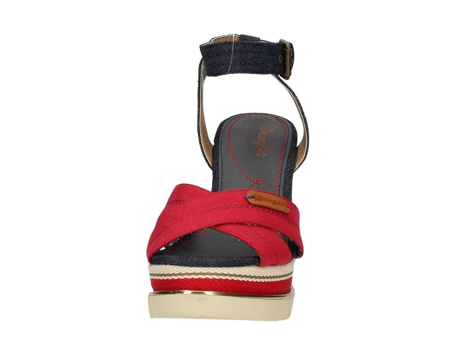Femmes Sandales Rouge En 0k8wxnop Wl181700 LSzMpGqUV