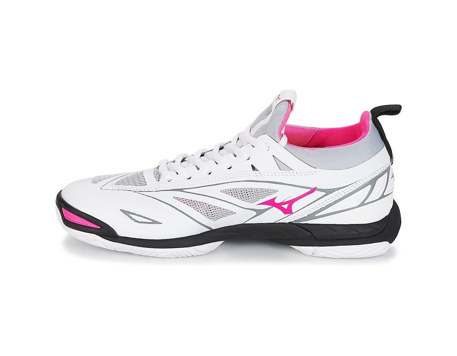 14c67134d9bd Mizuno Wave Mirage 2.1 Women's Indoor Sports Trainers (shoes) In White in  White - Lyst