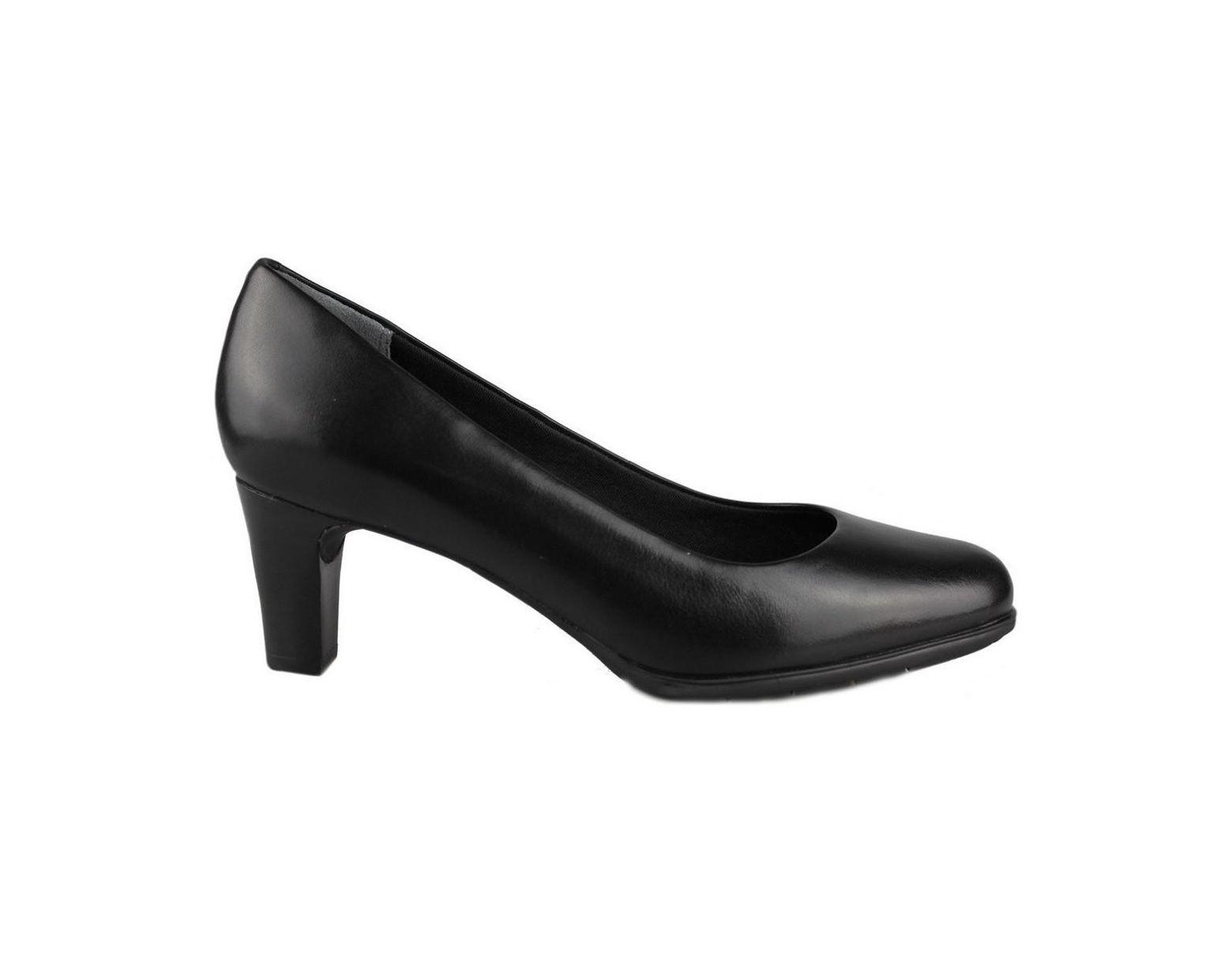 827711d58b0 Ally Plain Pump W Women's Court Shoes In Black