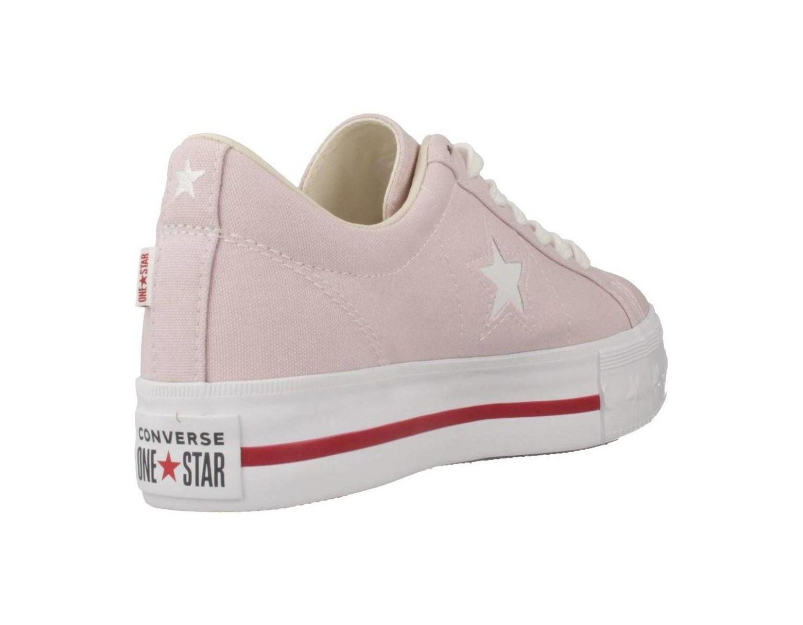 Platform Rose One Ox Coloris Converse Femmes Chaussures Star En Kc3lFJT1