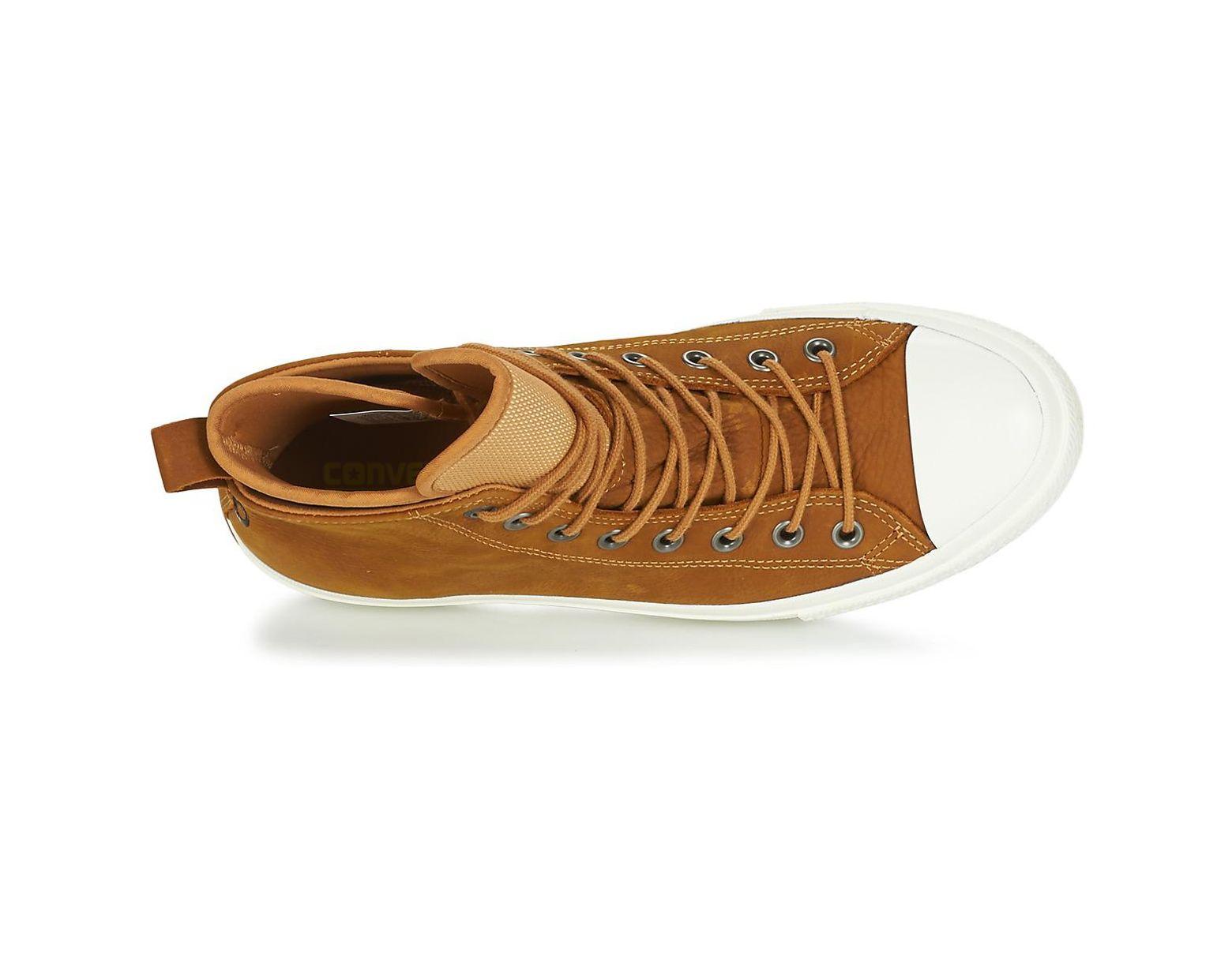 Taylor Boot Nubuck Hi Chaussures Marron Wp Chuck Raw En Hommes mn0wN8yvOP