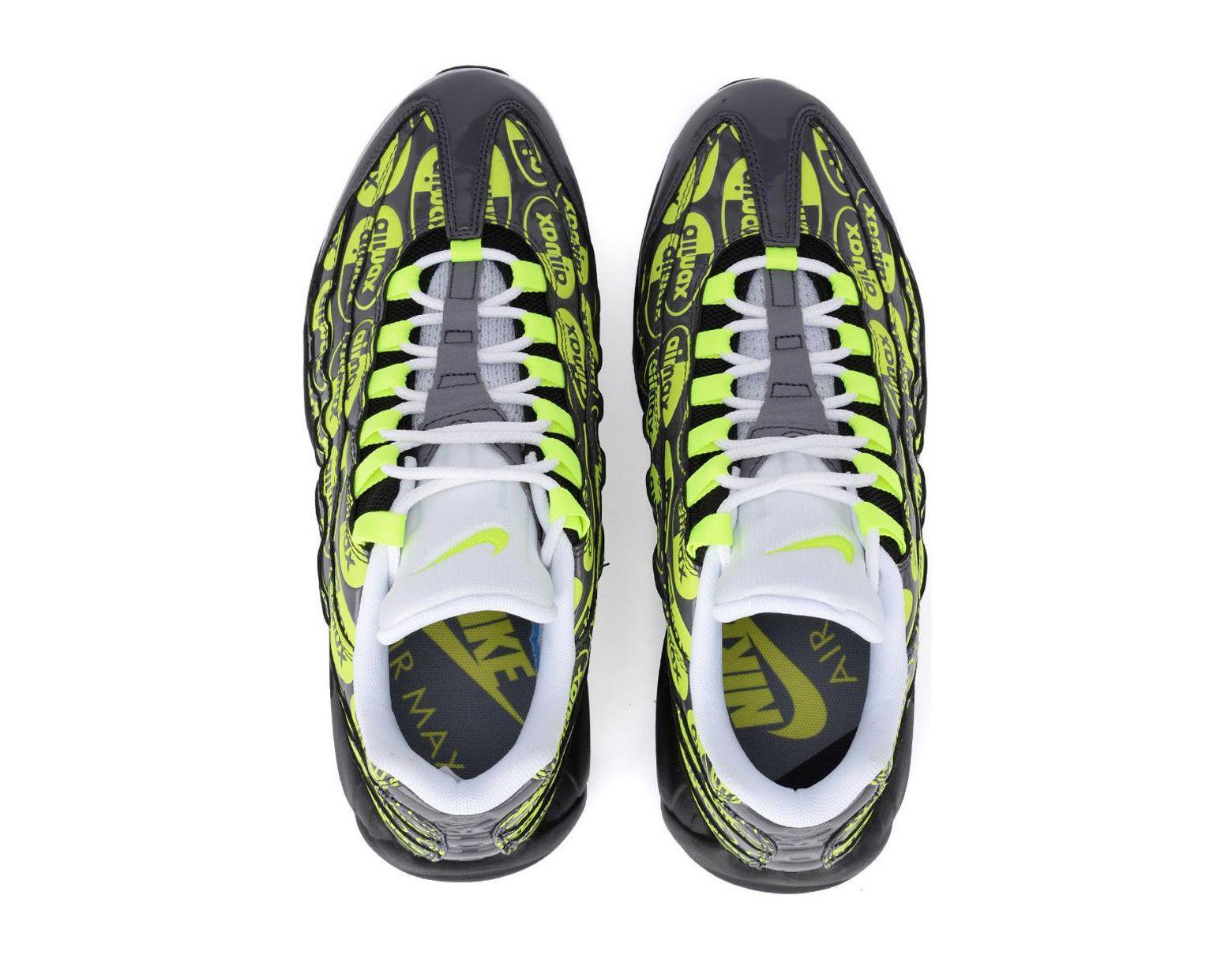 sneakers nike fluo