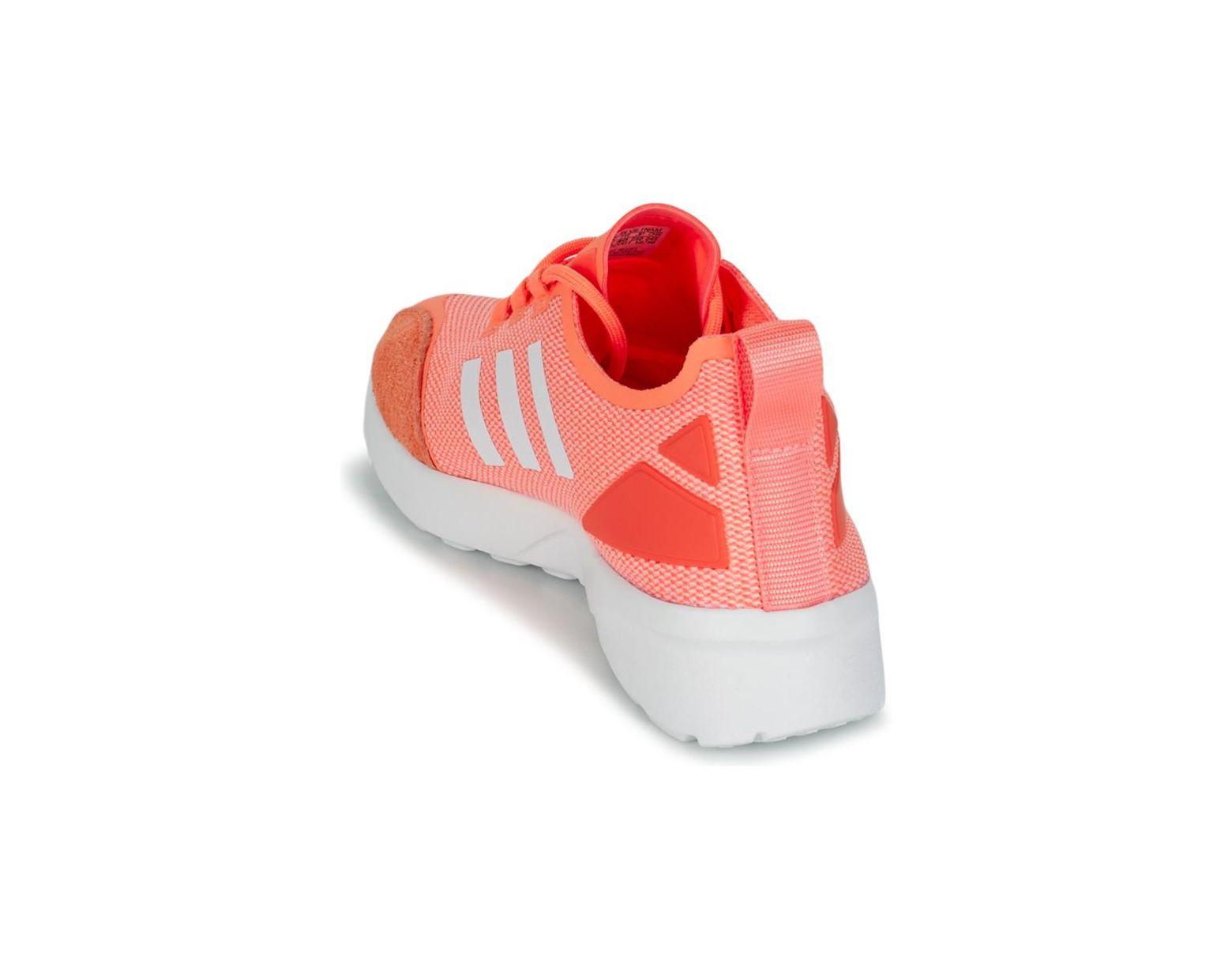 En W Chaussures Orange Flux Adv Femmes Zx Verve kPZuXi
