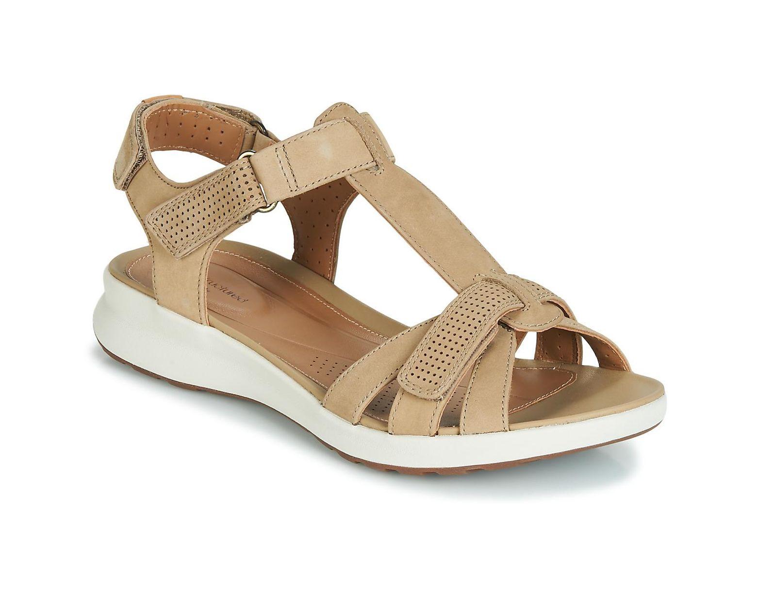 Sandals In Un Natural Women's Adorn Vibe Beige 35L4ARjq