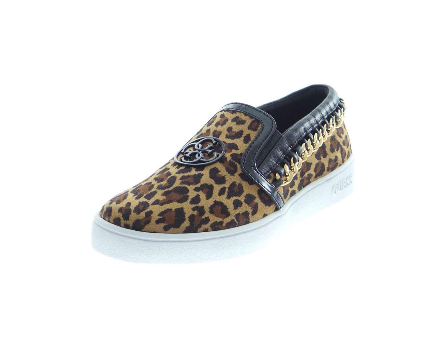 Guess Marjin Baskets Basses Femme Noir Chaussures Sneakers