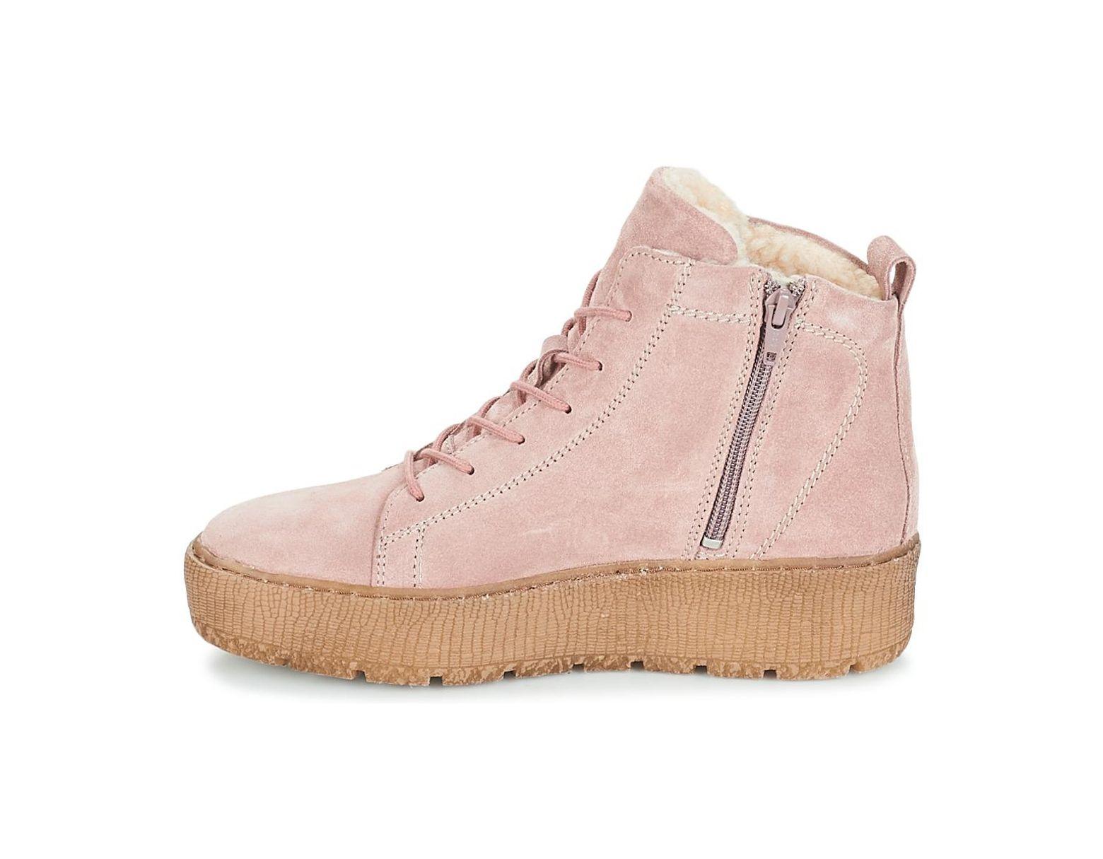 Lyst Rose Tamaris Coloris Femmes Chaussures En Iman IYHWE29D