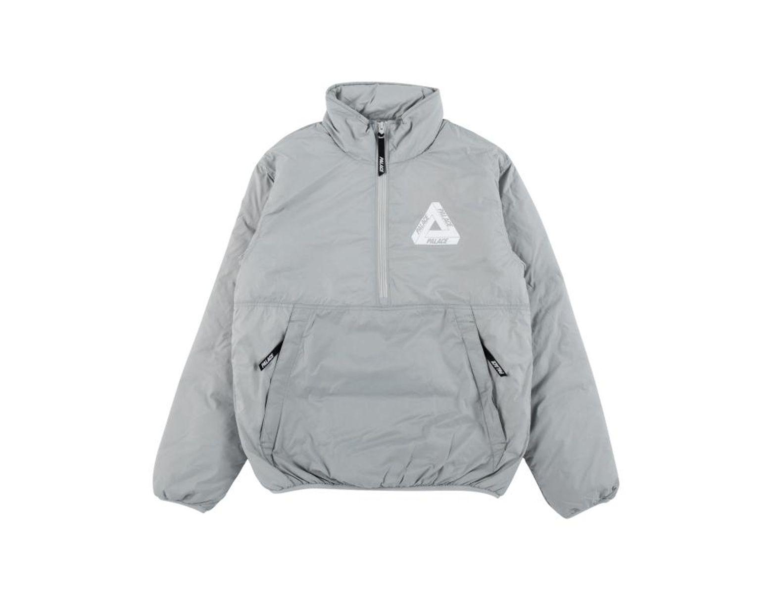9b8120176 Men's Gray Packable 1/2 Zip Thinsulate Ja
