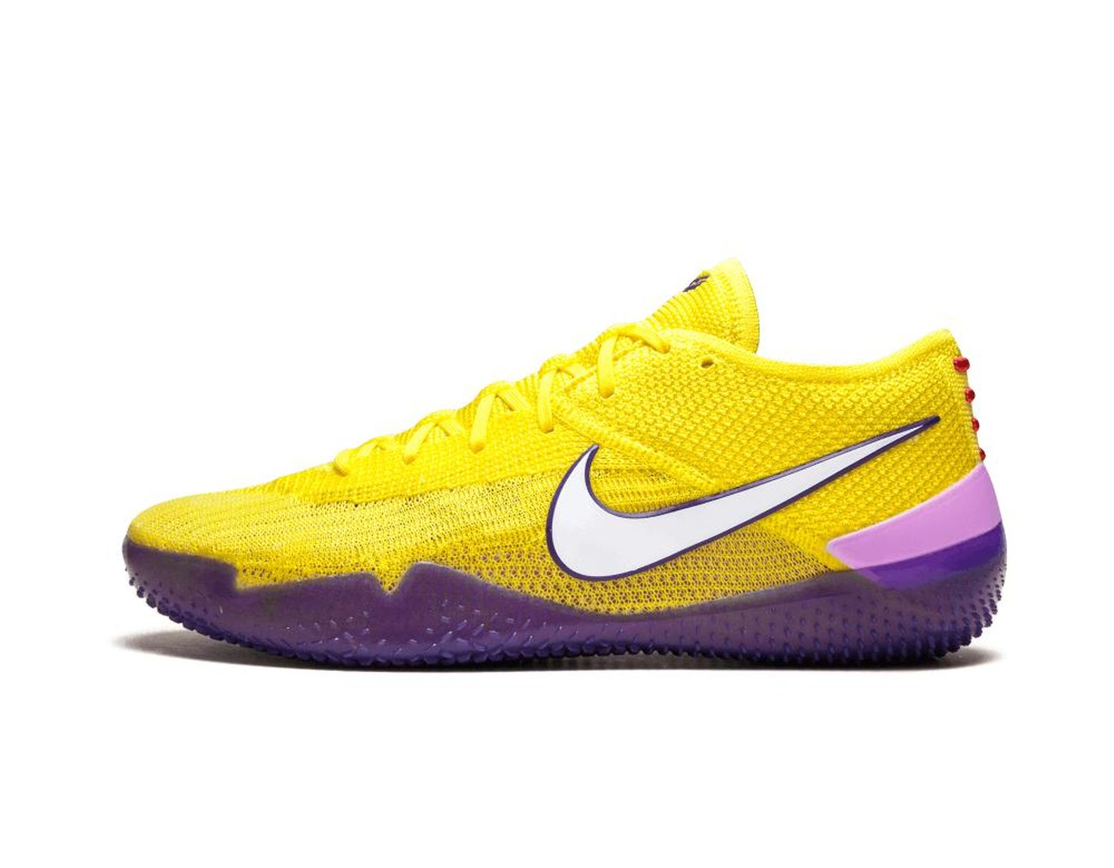 huge discount c618f 06b12 Lyst - Nike Kobe Ad Nxt 360 in Yellow for Men - Save 30%