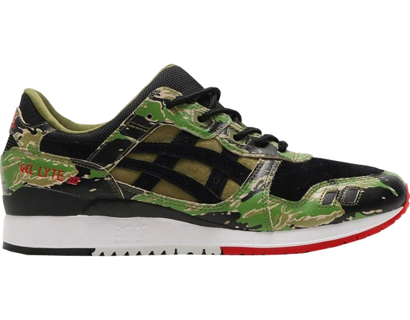6e19d321 Asics Gel-lyte Iii Atmos Green Camo in Green for Men - Lyst