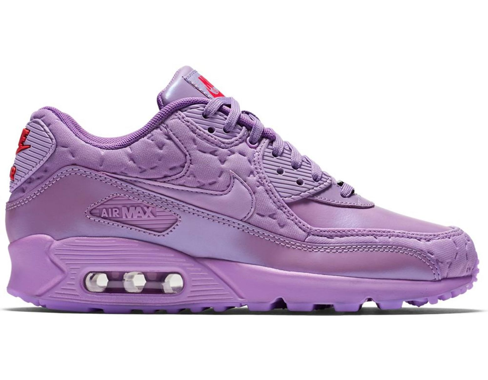 shoes for cheap incredible prices affordable price Women's Purple Air Max 90 Paris Macaroon (w)