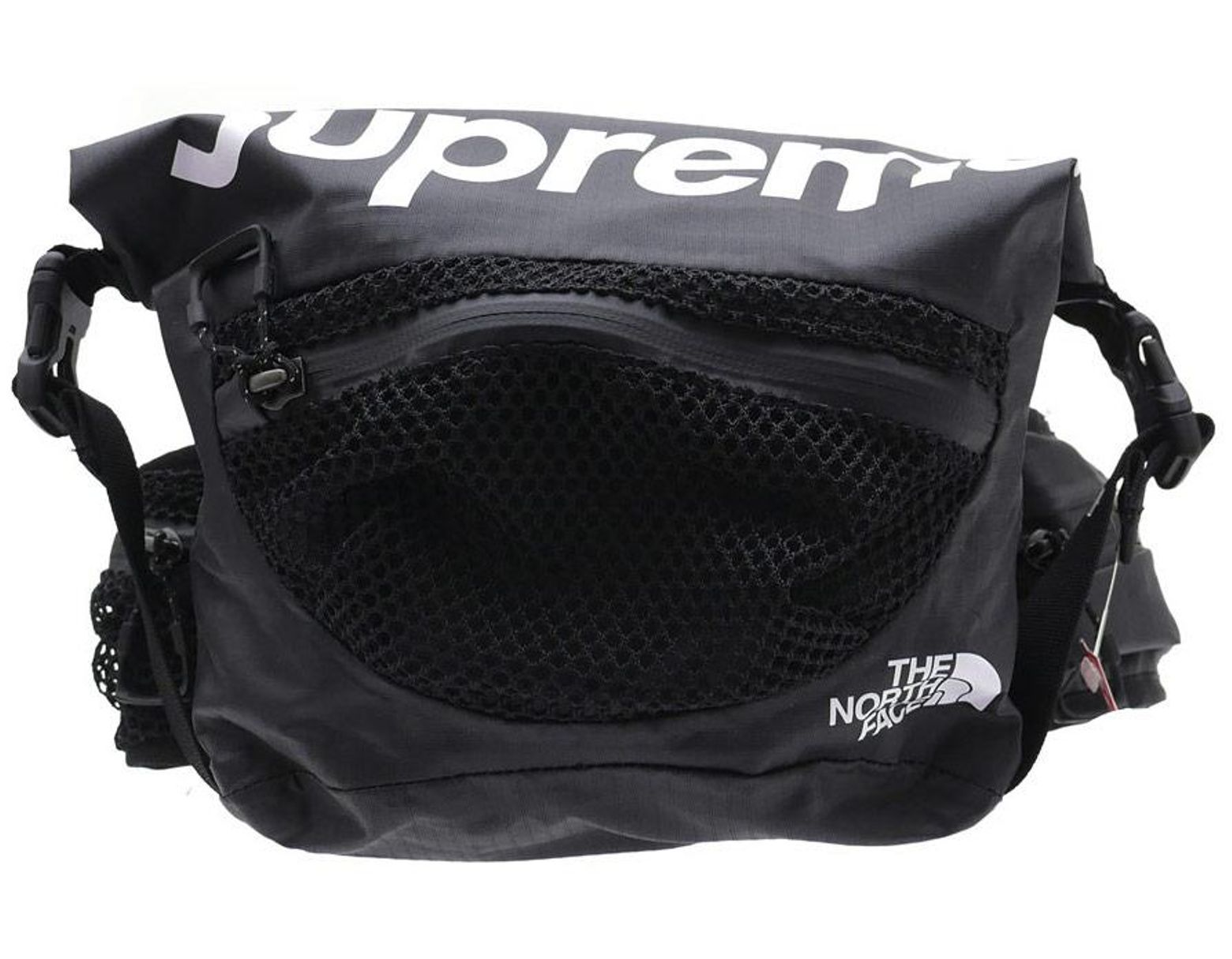 a976036d Supreme The North Face Waterproof Waist Bag Black in Black for Men - Lyst