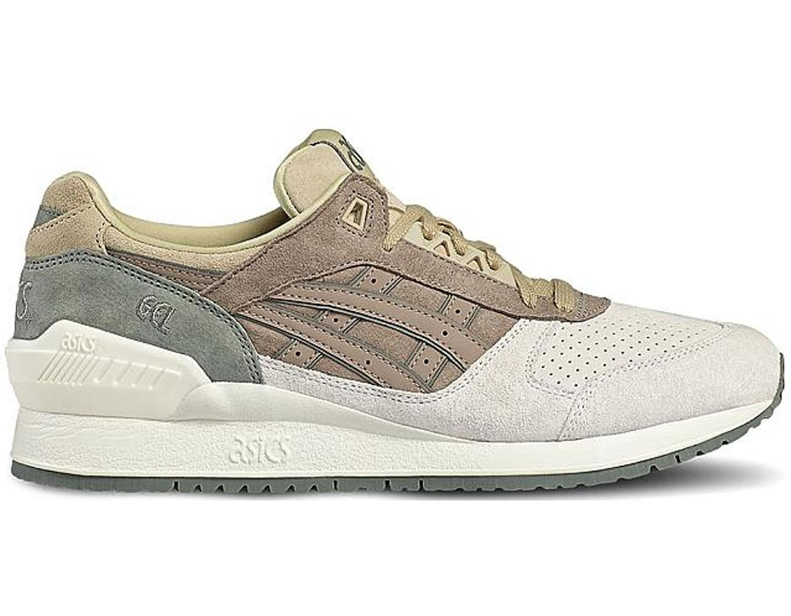 Asics Suede Gel respector Taos Taupe for Men Lyst