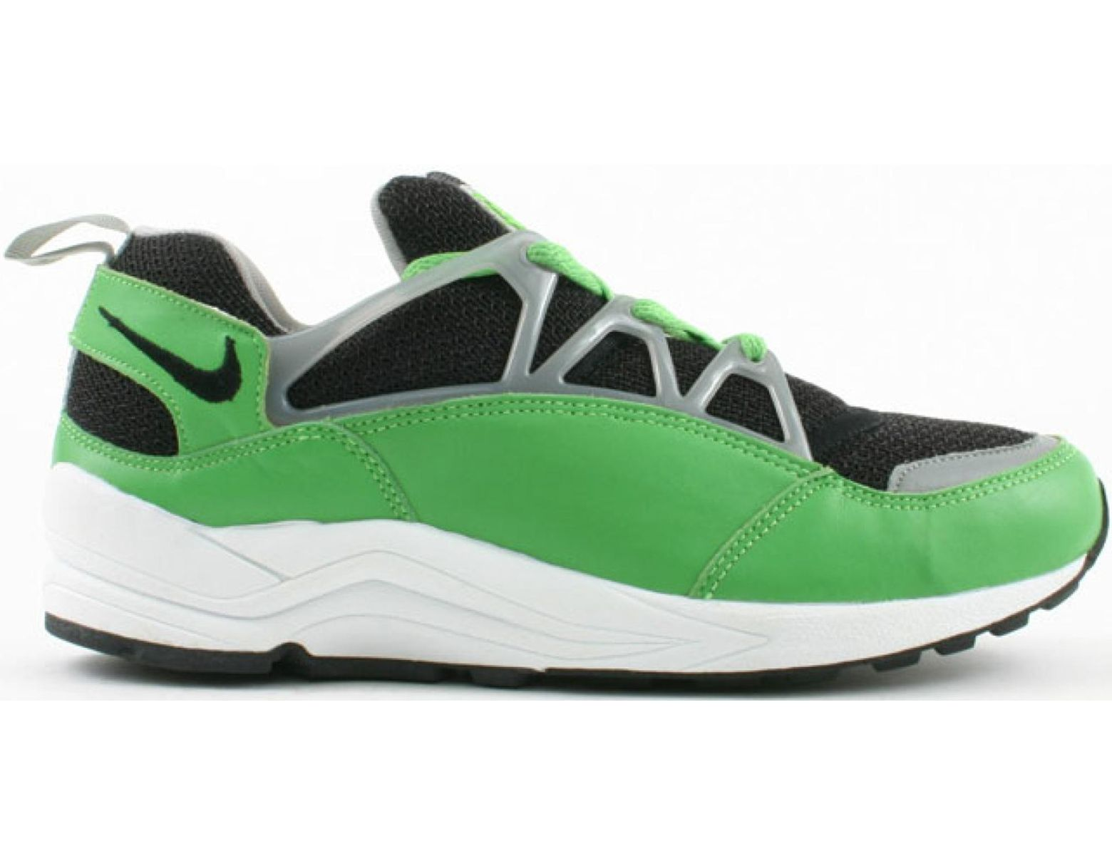 the latest 78a1d 3eda8 Men's Air Huarache Light Stussy Green