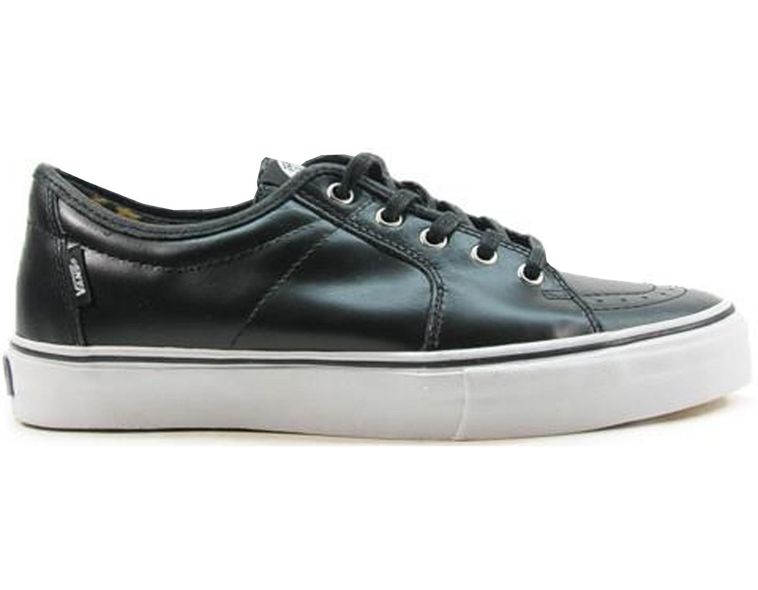 Men's Black Sk8-low Ave X Dill S