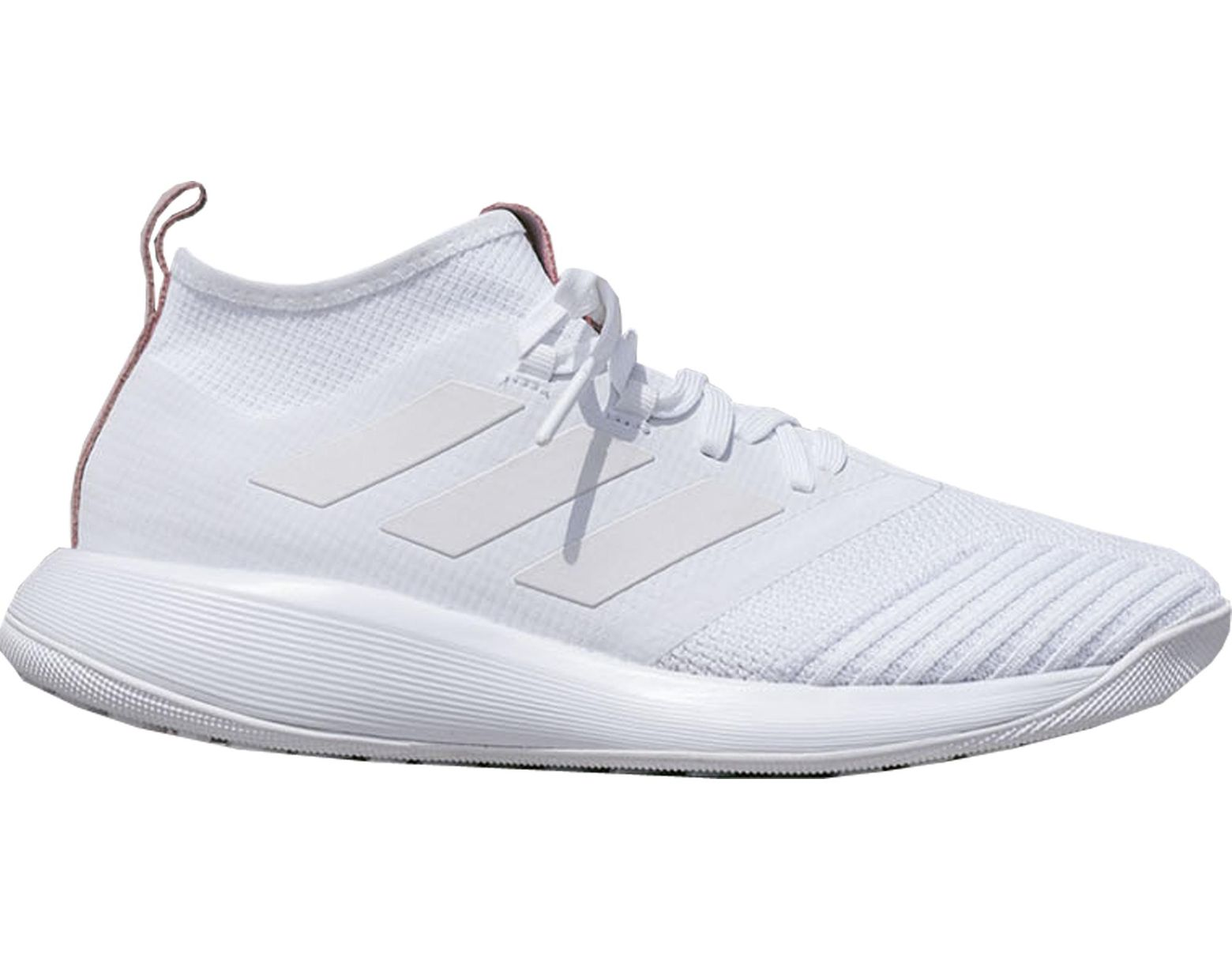 buy online 32b55 392f2 Men's White Ace Tango 17.1 Purecontrol Turf Sneaker Kith Flamingos