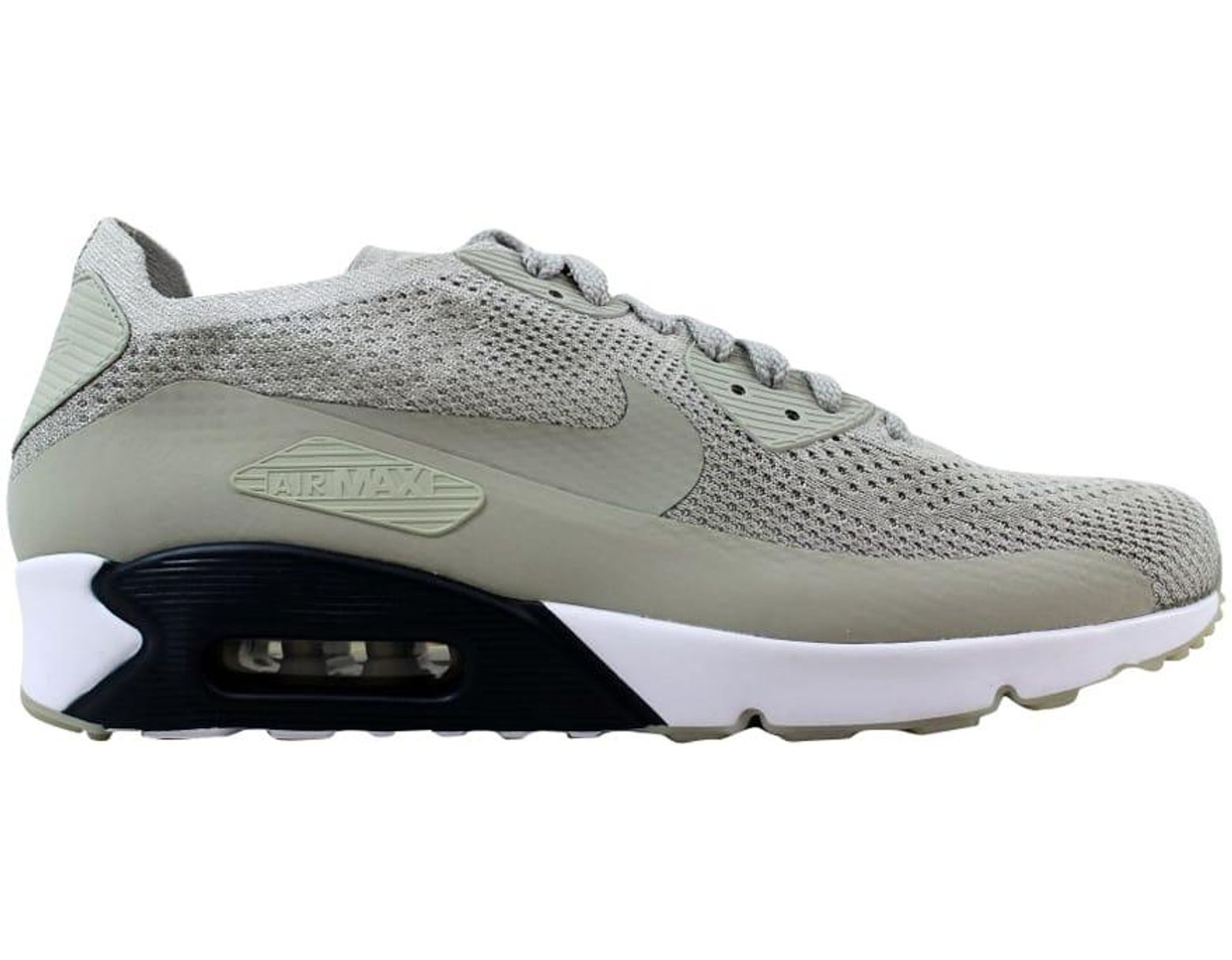 separation shoes d6034 14185 Men's Air Max 90 Ultra 2.0 Flyknit Pale Gray