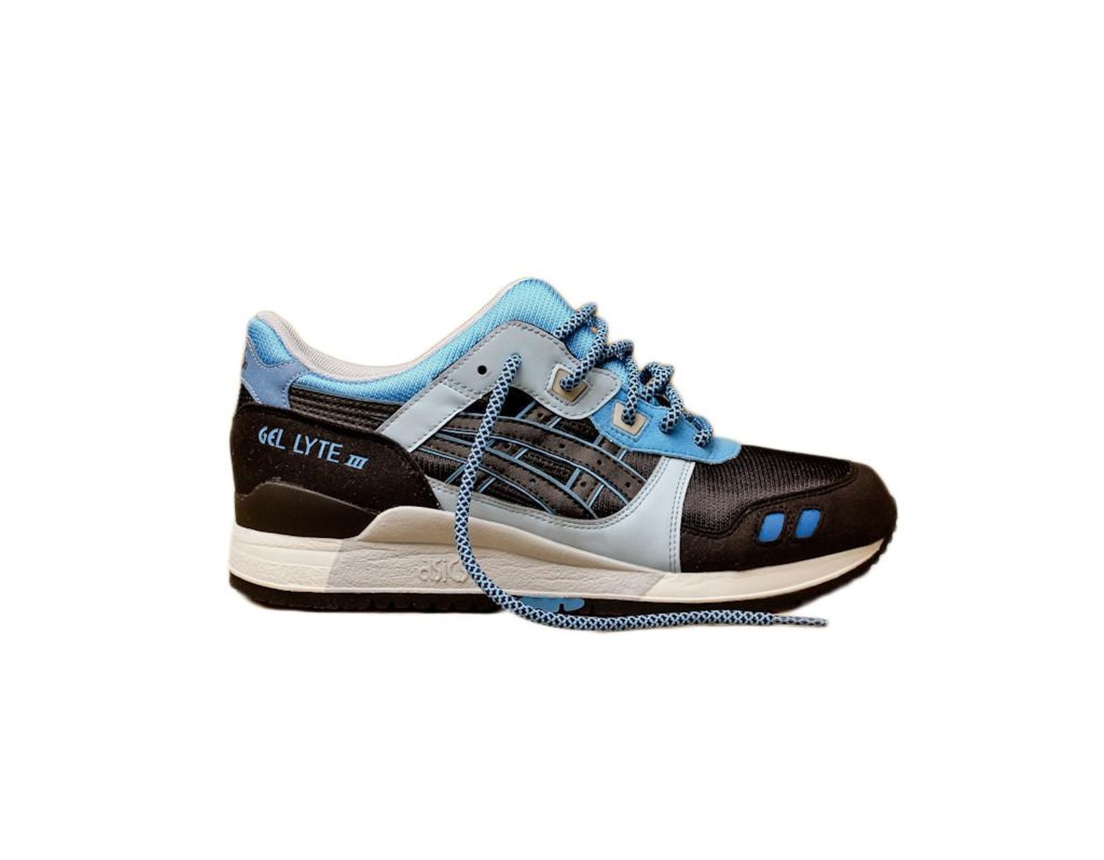 Men's Kithstrike Gel Lyte Carolina Iii Black Blue 8vwnmN0O