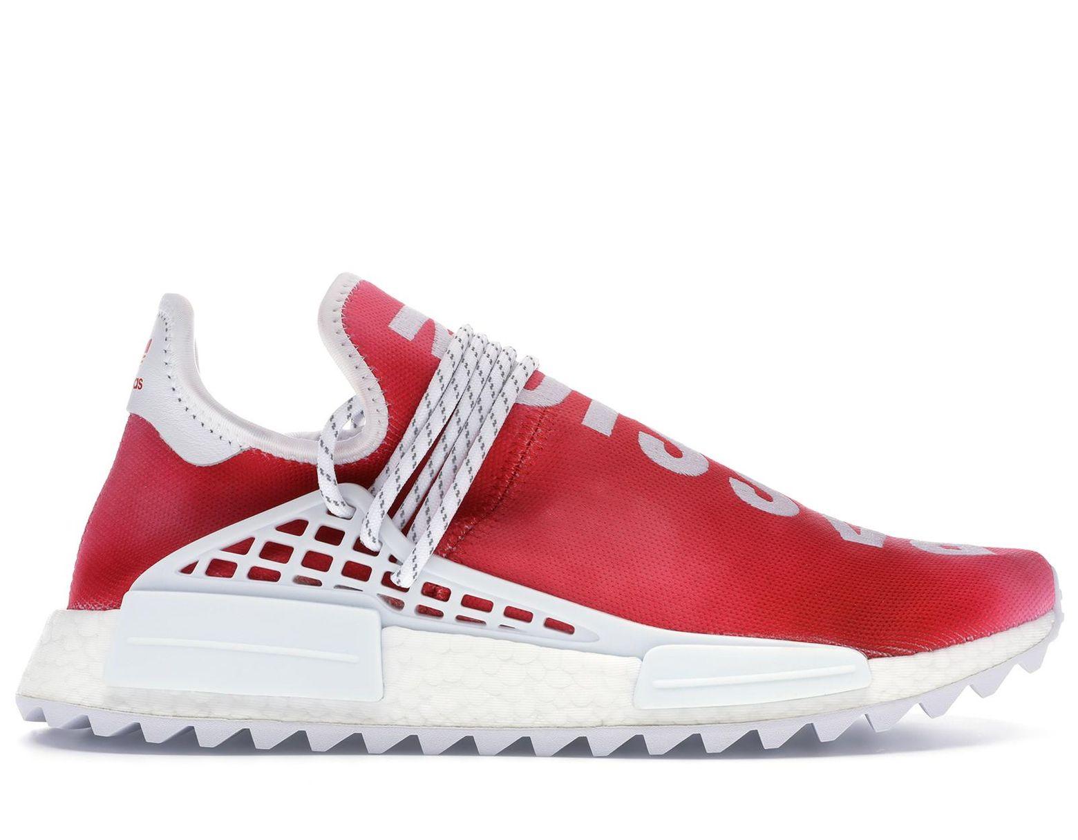 adidas Originals by Pharrell Williams Hu Holi NMD MC China Edition PEACE