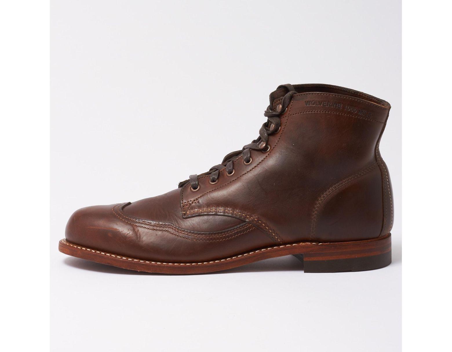 7e3d22c29e3 Men's Addison Brown Boot