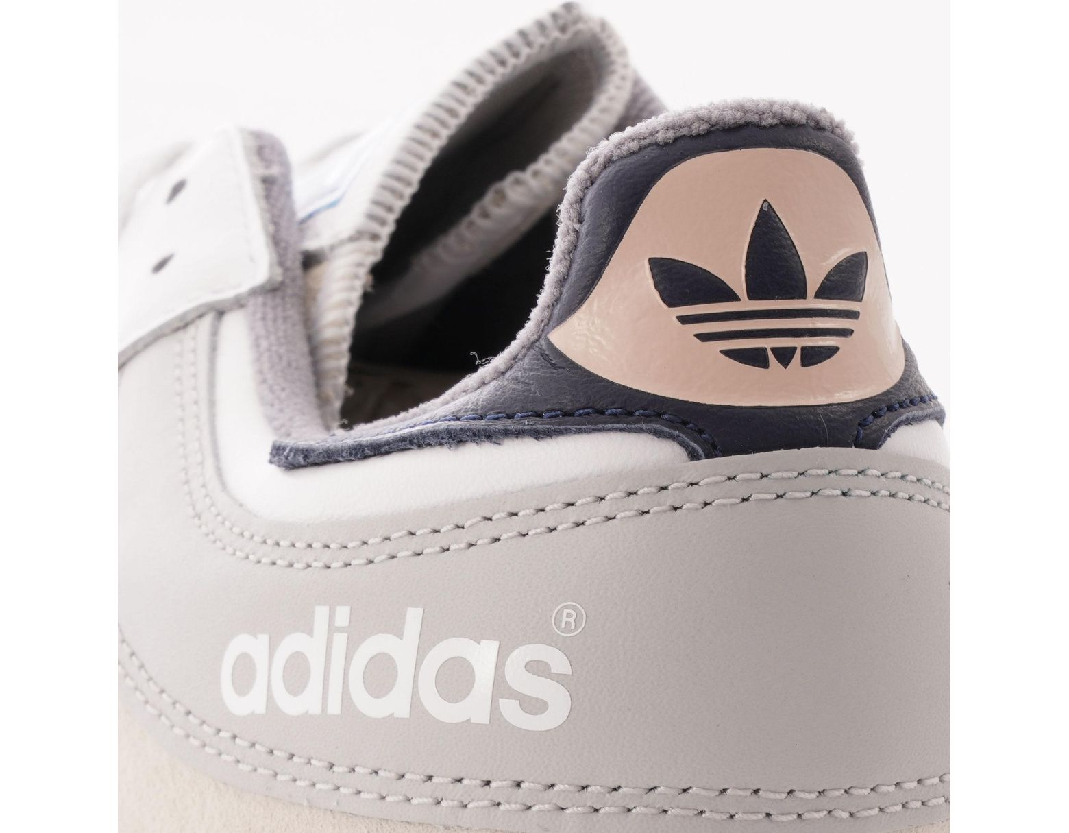 Adidas Originals Handball Top | Raw White, Collegiate Navy