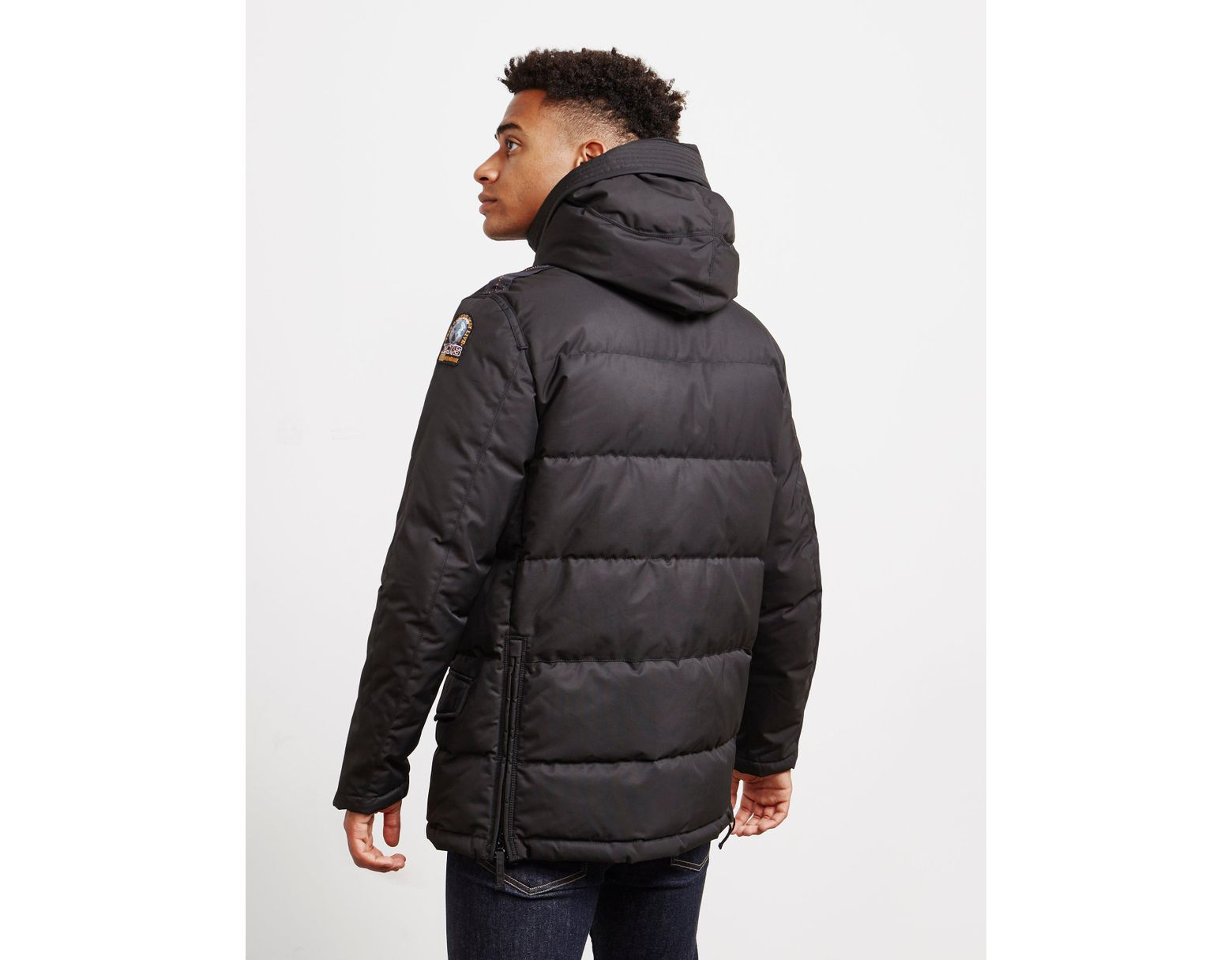 921489e4e Men's Marcus Parka Jacket Black