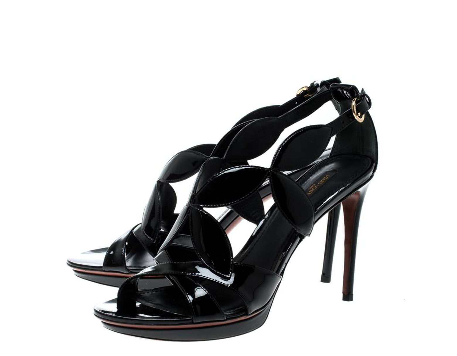 0ad5453bf90 Women's Black Leather