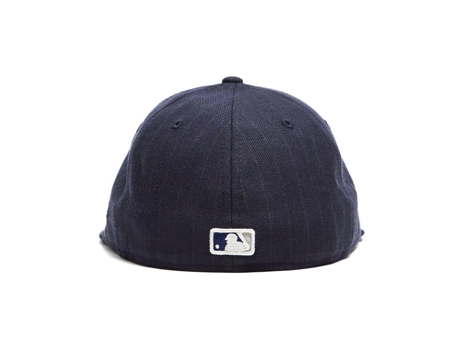 reputable site 45907 2528c NEW ERA HATS La Dodgers Cap In Navy Pinstripe in Blue for Men - Lyst
