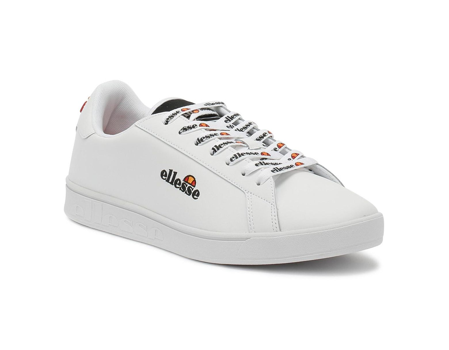 8a6a96af Campo Emb Womens White Sneakers