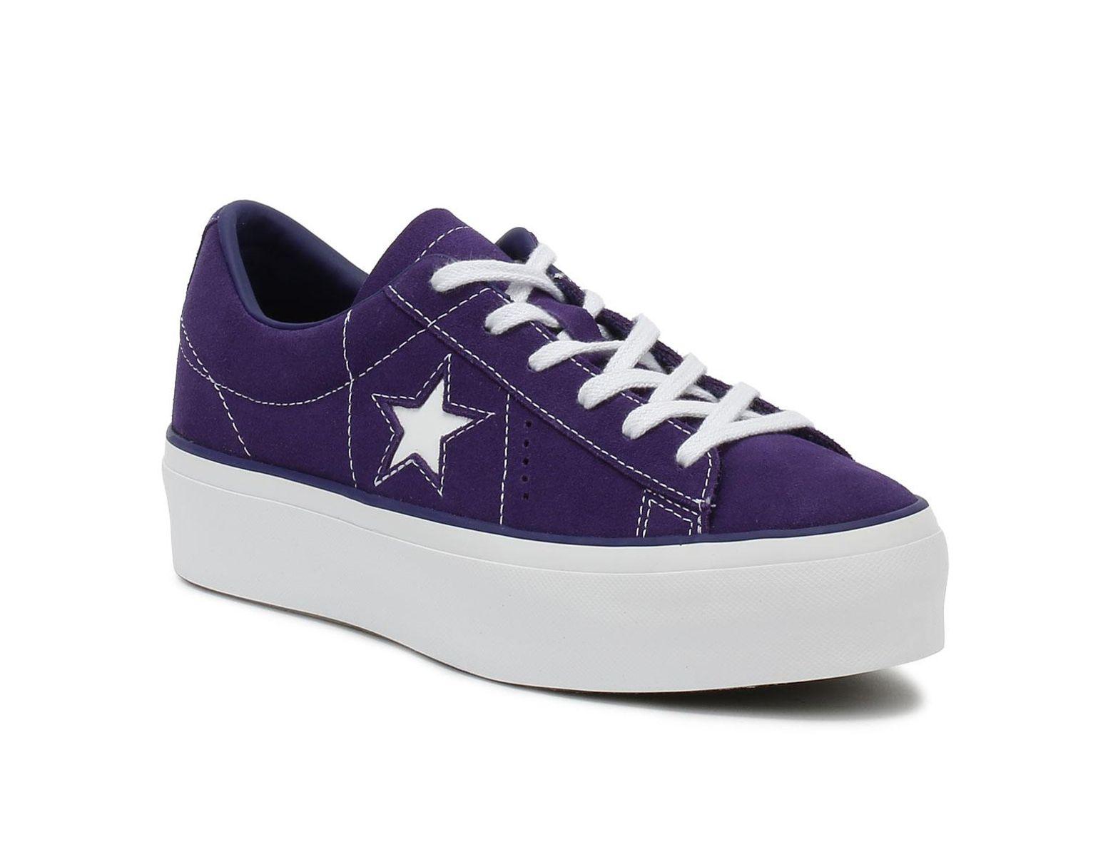 converse platform one star