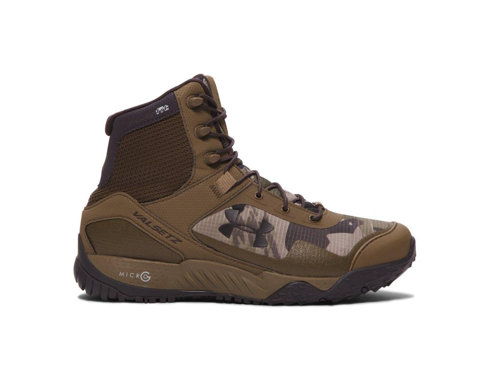 fe077a52c Under Armour Men's Ua Speed Freek Bozeman Hunting Boots – Wide (4e) in  Brown for Men - Save 69% - Lyst
