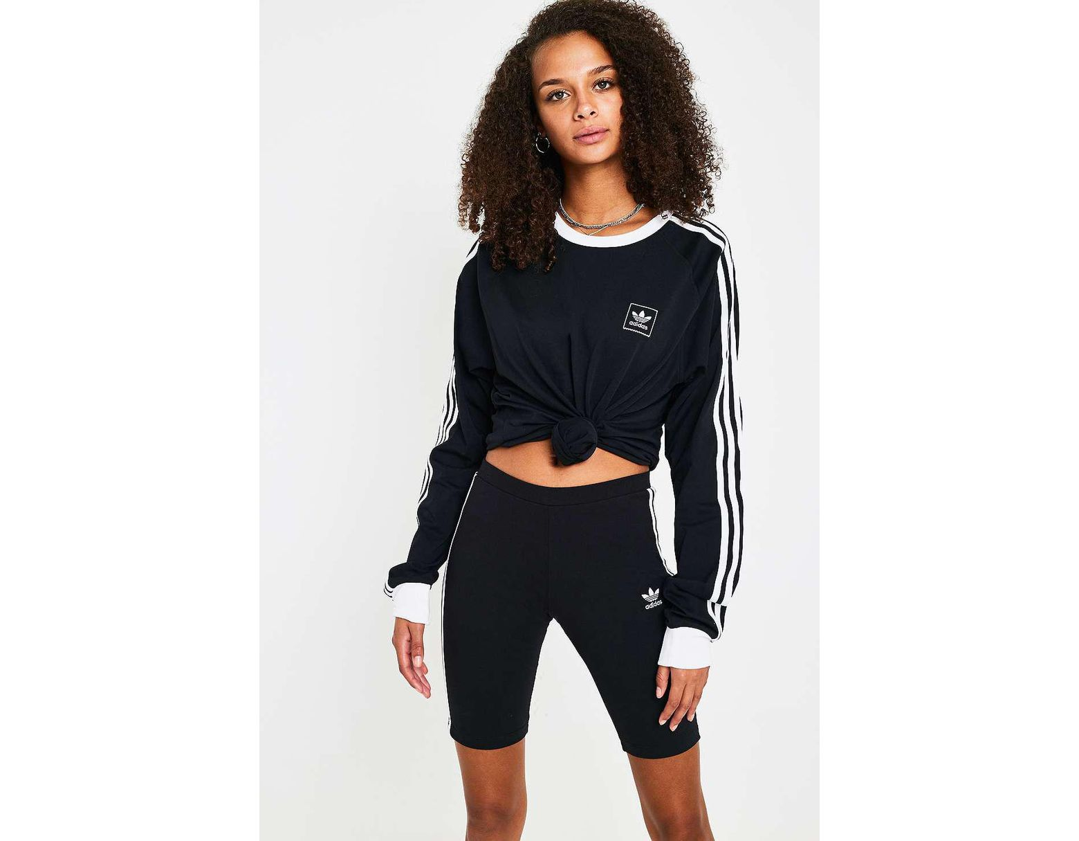 851074b9 Black Cycling Shorts - Womens Uk 8