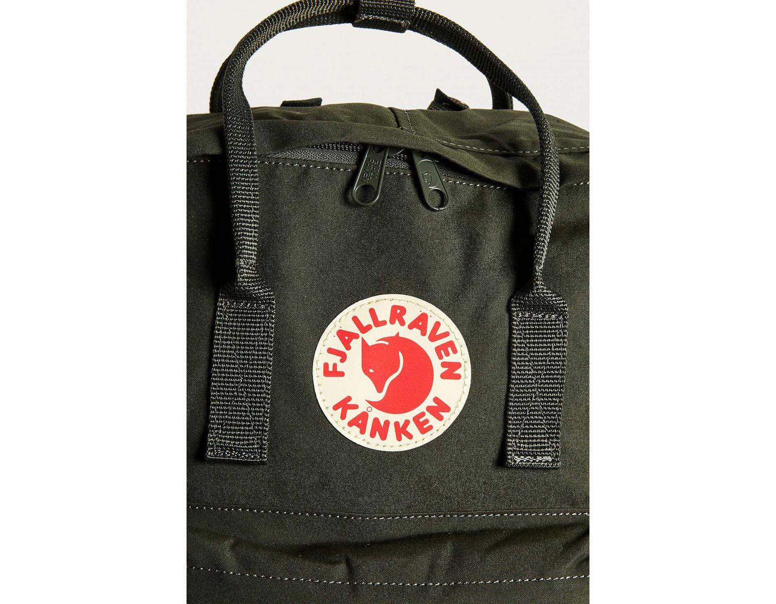 262d517aa Fjallraven Kanken Deep Forest Backpack - Womens All in Green - Lyst
