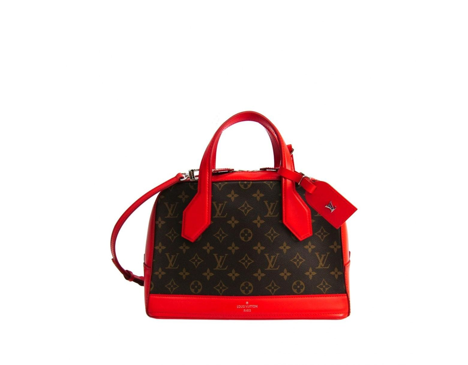 venta de descuento ofrecer descuentos diseños atractivos Bandolera Dora de Lona Louis Vuitton de color Marrón - Lyst