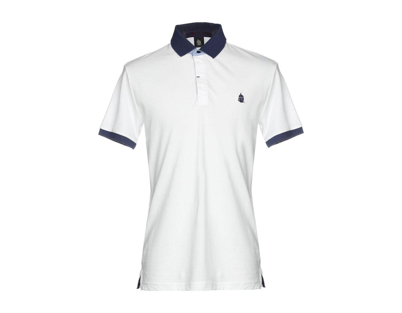 promo code 5a4cd f299d Men's White Polo Shirt