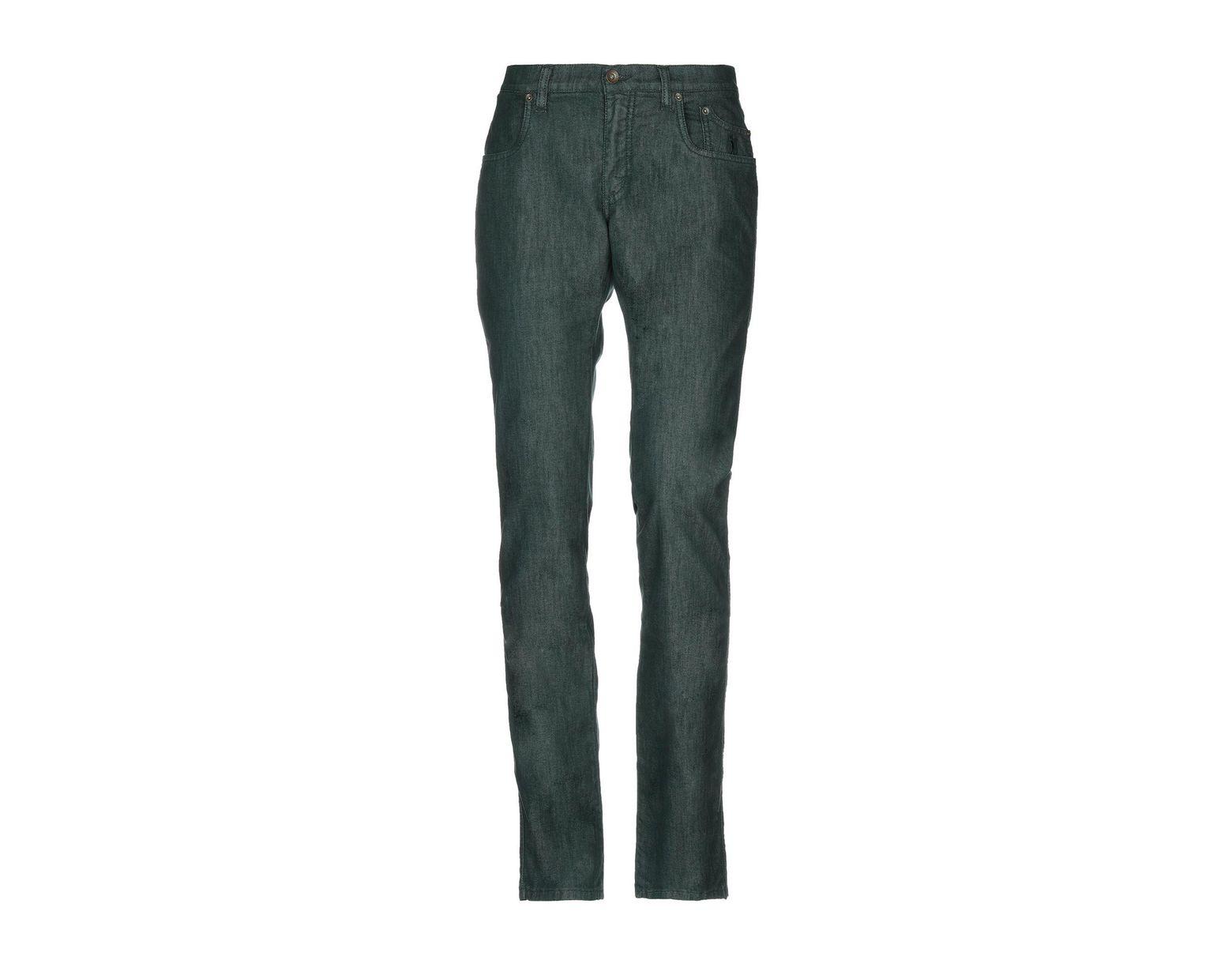 De Coloris Vert Pantalon Jean Femme En qzVUpSM