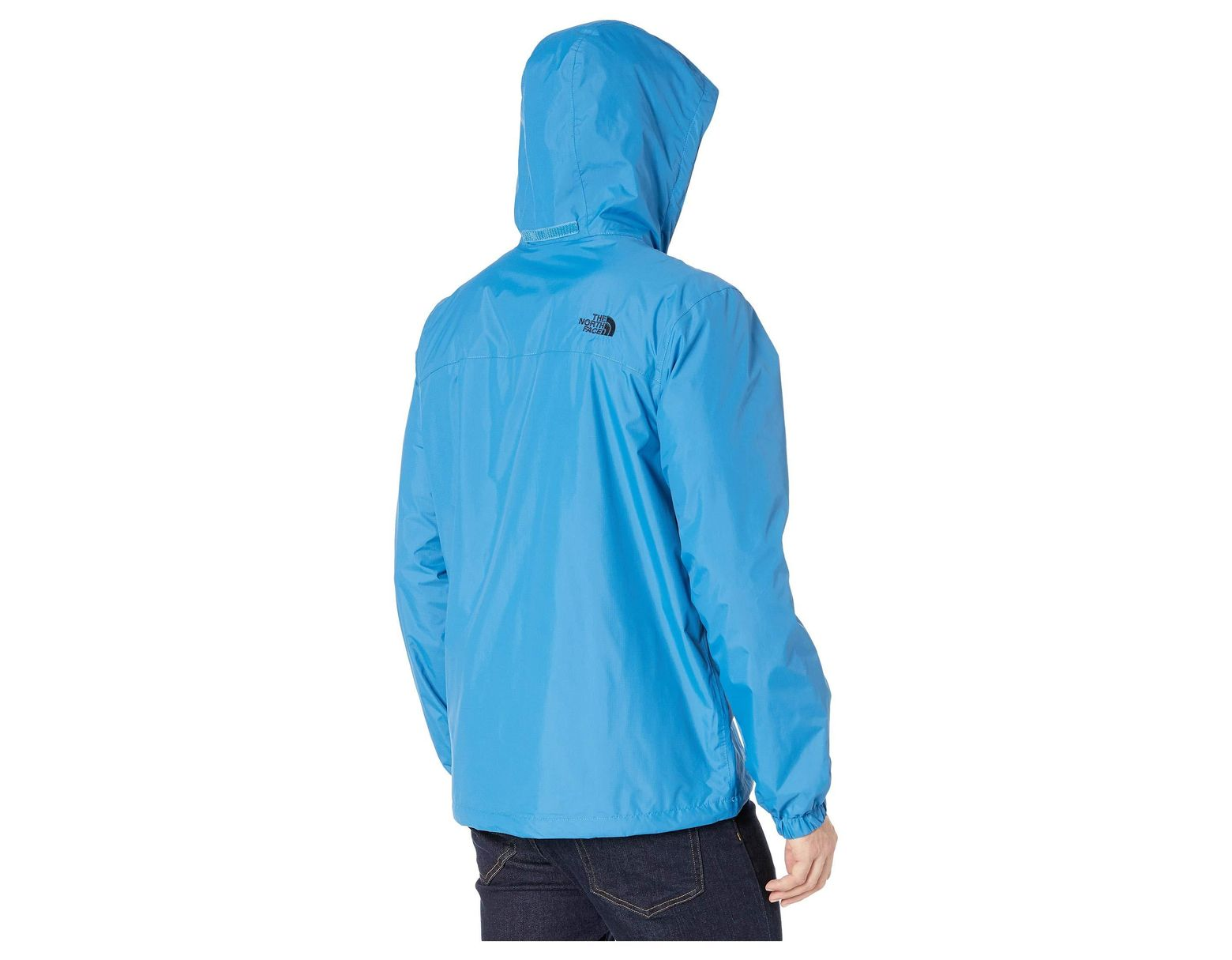 f2a1c8336 The North Face Resolve 2 Jacket in Blue for Men - Save 40% - Lyst