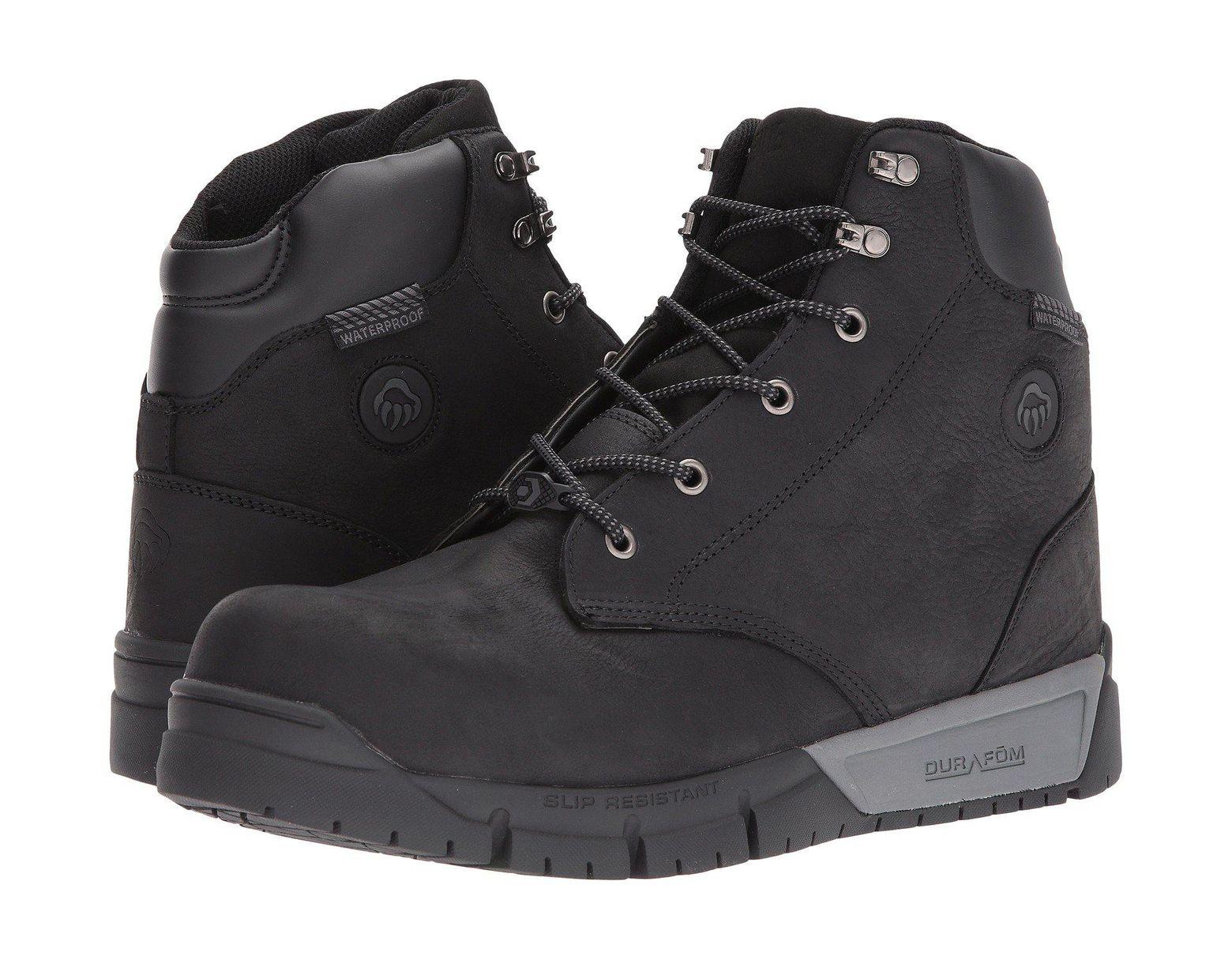 670a390c69a Men's Black Mauler Lx Mid Carbonmax Boot