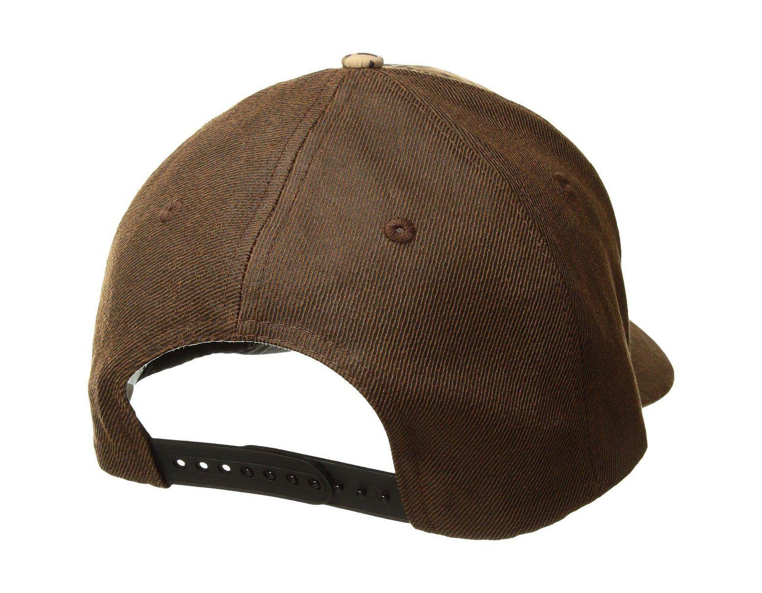 f302c8d98f9e2 Ariat Sport Patriot Ball Cap (brown Camo) Caps in Brown for Men - Lyst