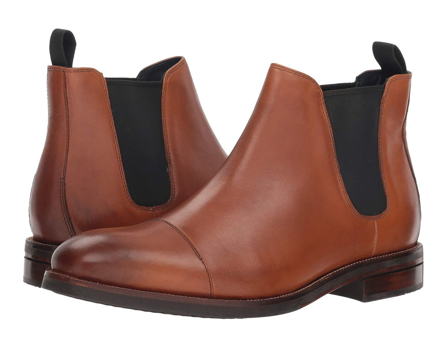 092f3604958a9 Cole Haan Wagner Grand Chelsea Boot in Brown for Men - Lyst