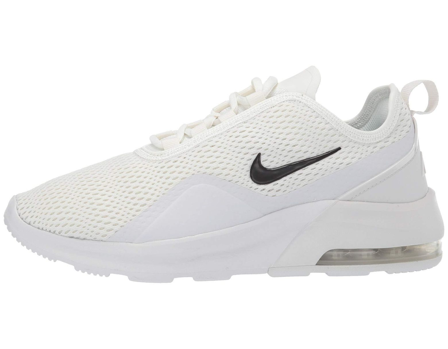 info for ac62d 0acda Lyst - Nike Air Max Motion 2 (white laser Orange midnight Navy) Women s  Running Shoes