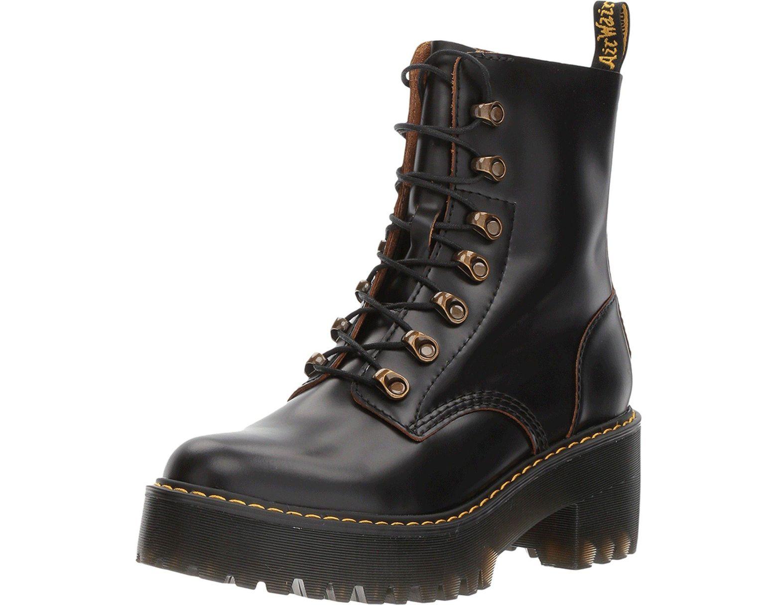 7dbec4ecc59 Women's Black Leona 7 Hook Boot
