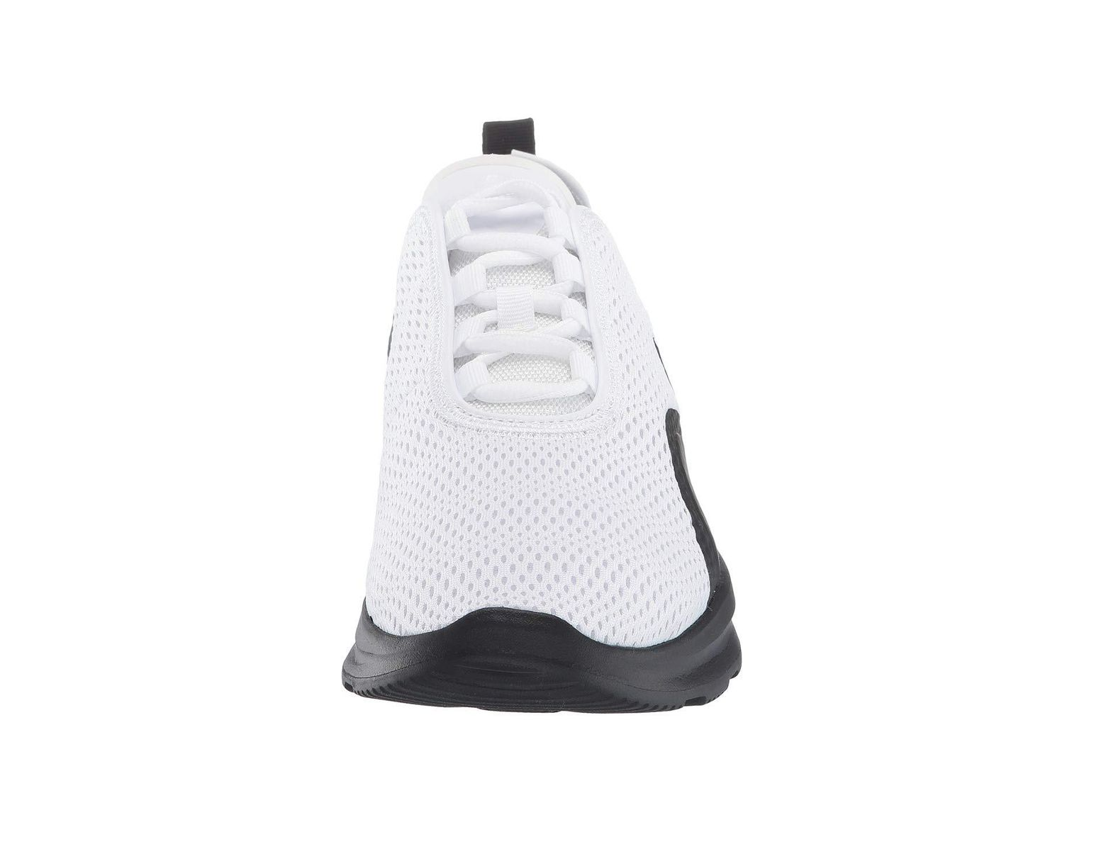 quality design 49244 dfd49 Nike Air Max Motion 2 (white laser Fuchsia pale Pink) Women s Running Shoes  in White - Save 21% - Lyst