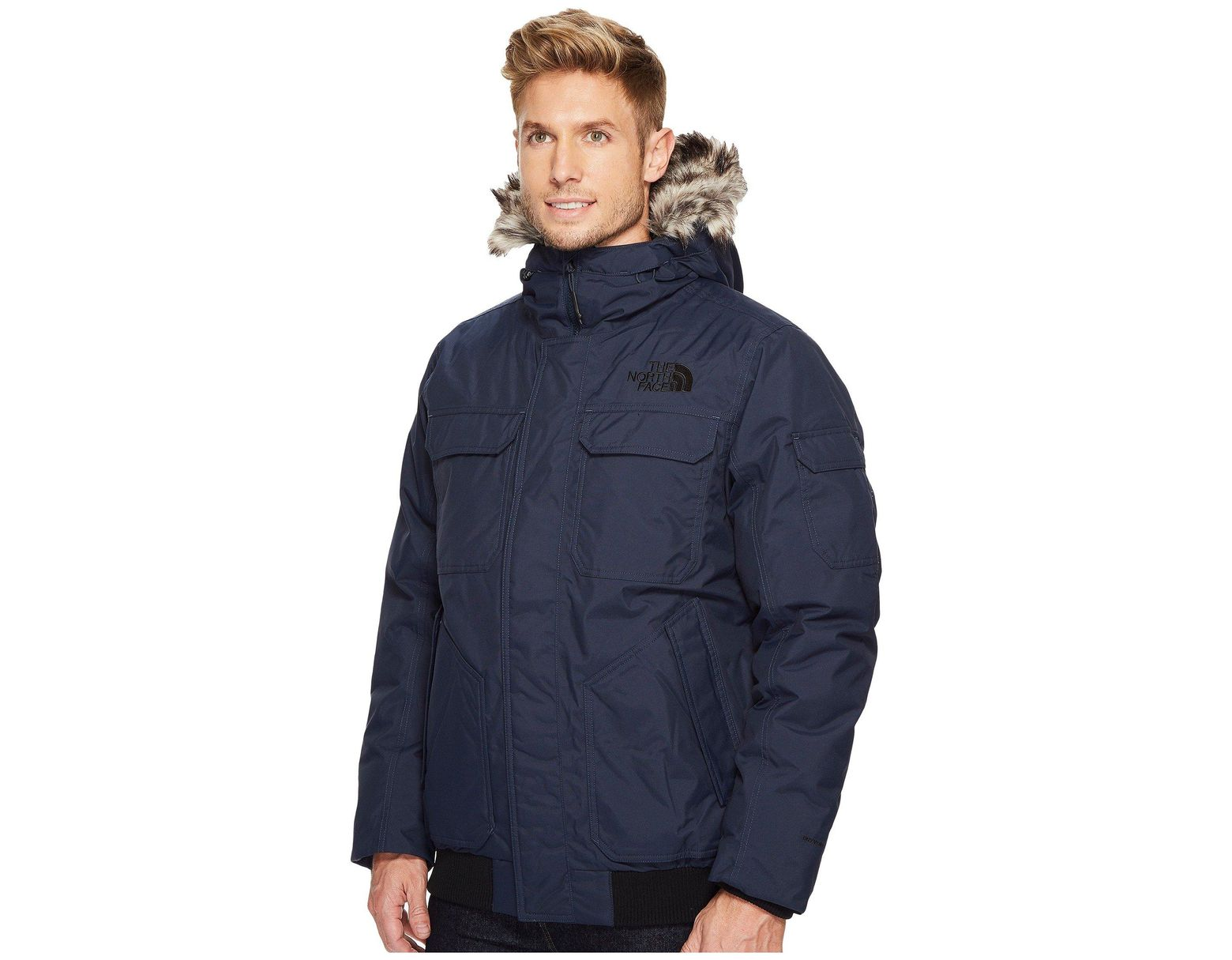 68ec9d9f6 Men's Blue Gotham Jacket Iii
