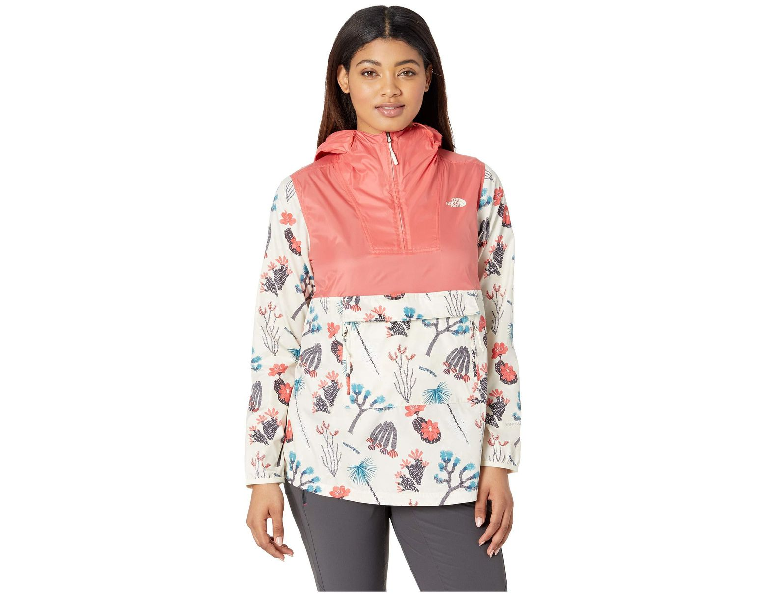 bfecec40f Women's Printed Fanorak