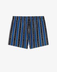 Balenciaga Swim Shorts - Azul