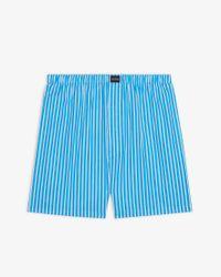 Balenciaga Boxer Shorts - Blue