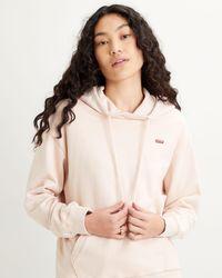 Levi's Standard Hoodie - Pink