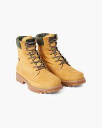 Levi's Torsten Quilted Boots - Gelb